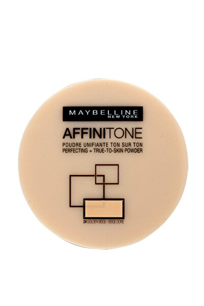 Maybelline New York Pudra - Affinitone Powder 24 Gold 3600530559015