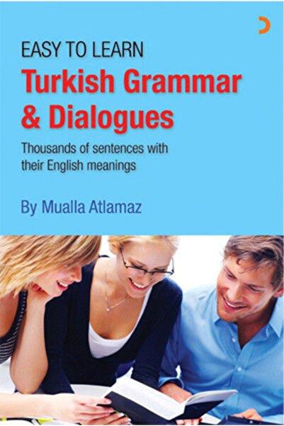 Cinius Yayınları Easy To Learn Turkish Grammar And Dialogues - Mualla Atlamaz