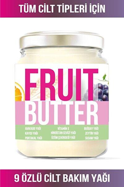 RC COSMETİCS Fruıt Butter Cilt Bakım Yağı 190ml
