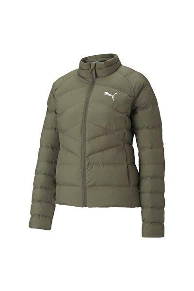 Puma Warmcell Lightweight Jacket Kadın Yeşil Mont - 58770444