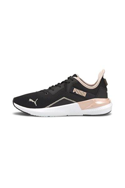 Puma Platinum Shimmer Wn S Kadın Siyah Koşu Ayakkabı - 19526501