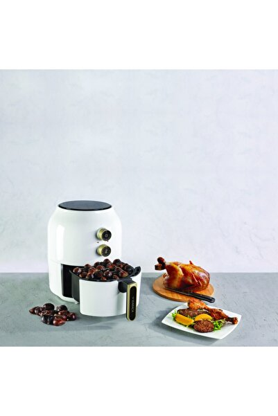 Karaca Multifry White Single Pan