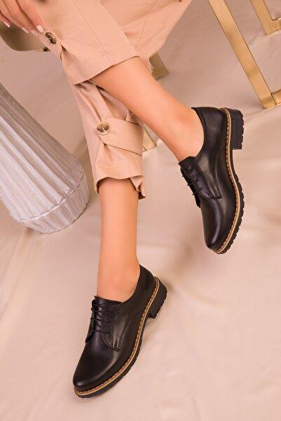 SOHO Siyah Kadın Casual Ayakkabı 15440