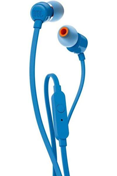 JBL T110 Kulak Içi Kulaklık Mavi