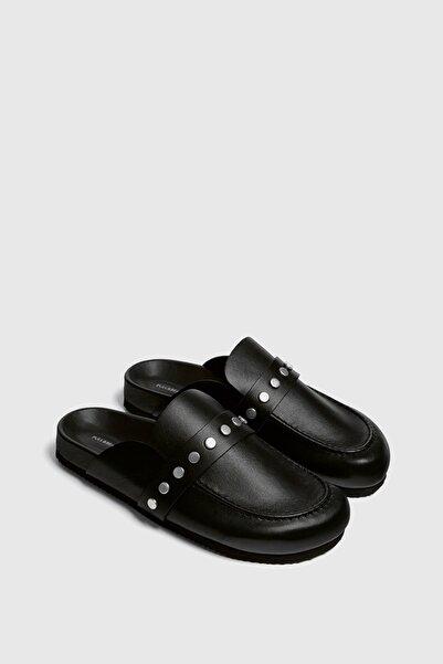 Pull & Bear Zımbalı Sabo Sandalet