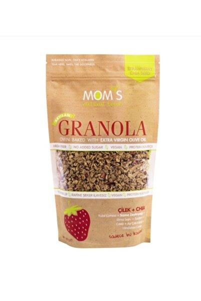 Mom's Granola Çilek Ve Chialı - 360 gr