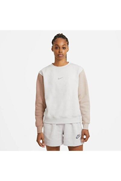 Nike Kadin W Sportswear Swoosh Crew Dj4411-078