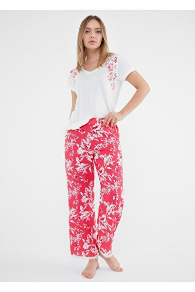SUWEN Catherine Pijama Takımı