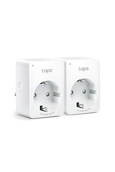 TP-LINK Tapo P100 Mini Akıllı Kablosuz Priz (2'li Paket)