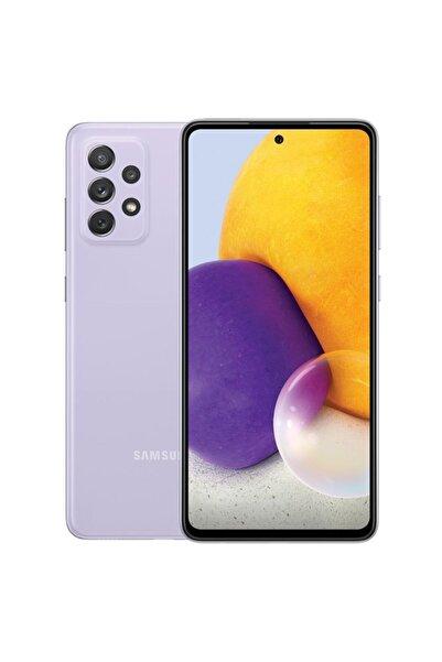 Samsung Galaxy A72 128GB Mor Cep Telefonu (Samsung Türkiye Garantili)