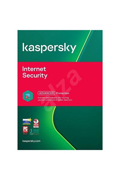 KASPERSKY Internet Security Son Sürüm 5 Cihaz 1 Yıl