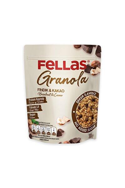 Fellas Granola - Fındıklı & Kakaolu 300 Gr