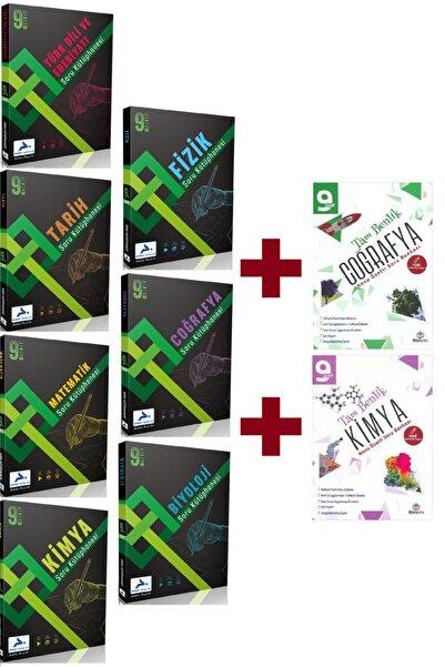 paraf yayınları Prf 9 Sınıf Tüm Dersler Soru Kütüphanesi Seti + 2 Adet Soru Bankası Ilave
