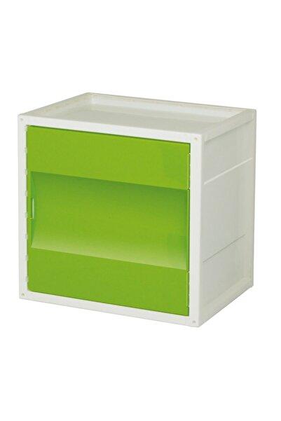 Hipaş Plastik Modüler Sistem Çok Amaçlı Organizer Kutu - Kd-2936 A- Gn ( Yeşil )