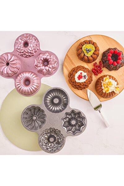 Emsan Griss One&four Pink Kek Kalıbı