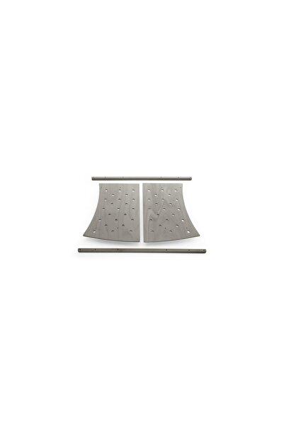 Stokke Sleepi Jr Beşik Büyütme Kiti 170 cm Hazy Grey