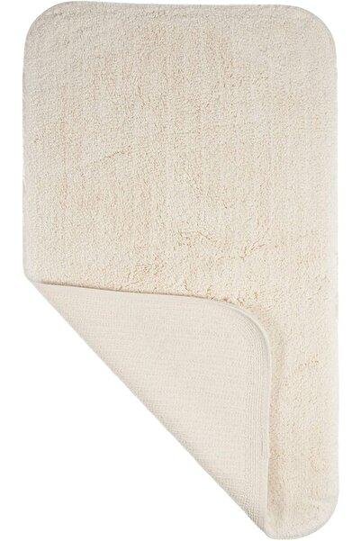 Confetti Organic Sand 60x100 Cm Ekru Banyo Halısı