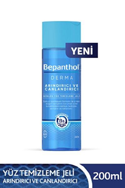 Bepanthol Derma Arındırıcı Canlandırıcı Günlük Yüz Temizleme Jeli 200ml