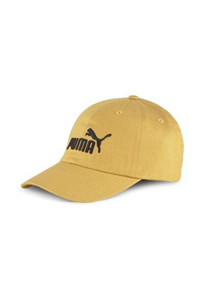 Puma Ess Cap Unisex Sarı Şapka - 02241673