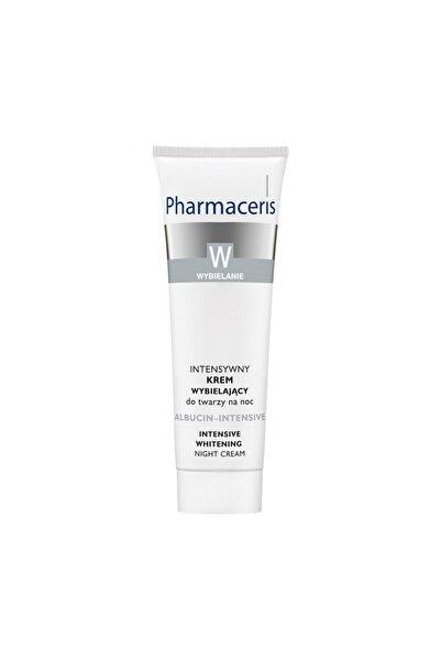 Pharmaceris Intensive Whitiening Nigt Cream Albucin Intensive Gece Kremi 30ml