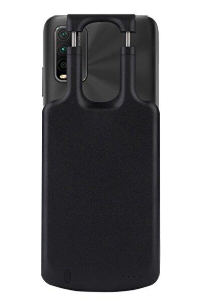 MobilCadde Xiaomi Redmi 9t Type-c Girişli 5000 Mah Bataryalı Kılıf