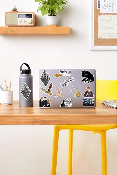 AR Sticker Harry Potter Temalı Laptop Notebook Tablet Sticker Set