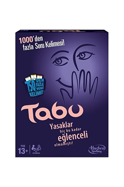 Hasbro Games Tabu (A4626)*2021