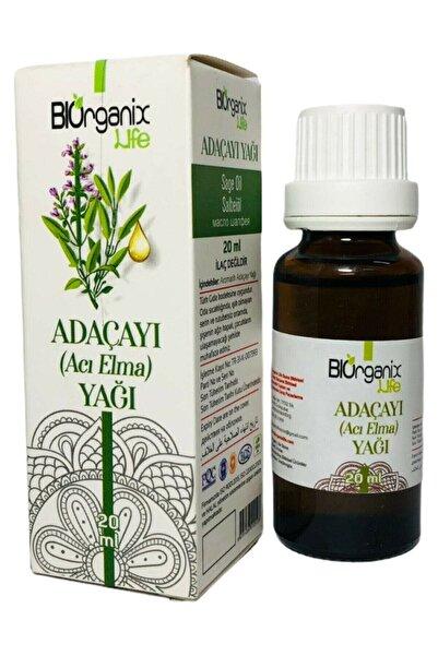 Biorganix Life Adaçayı Acı Elma Yağı 20 ml Bıo