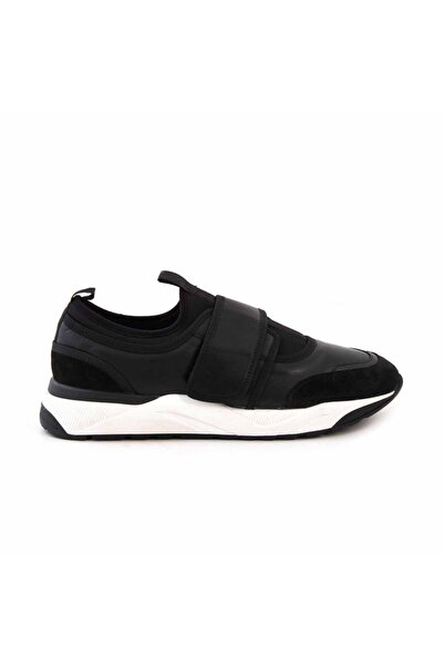 MOCASSINI Deri Cirt Bantli Erkek Spor & Sneaker A2500-12