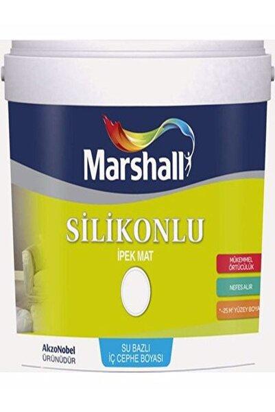 Marshall Silikonlu Ipek Mat Iç Cephe Boyası Açık Deniz 7,5 Lt. (10 Kg)