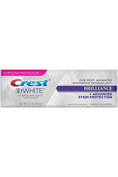 CREST 3d White Brilliance Diş Macunu 116 gr