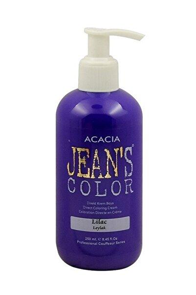 Acacia Jean's Color Saç Boyası Leylak 250 ml