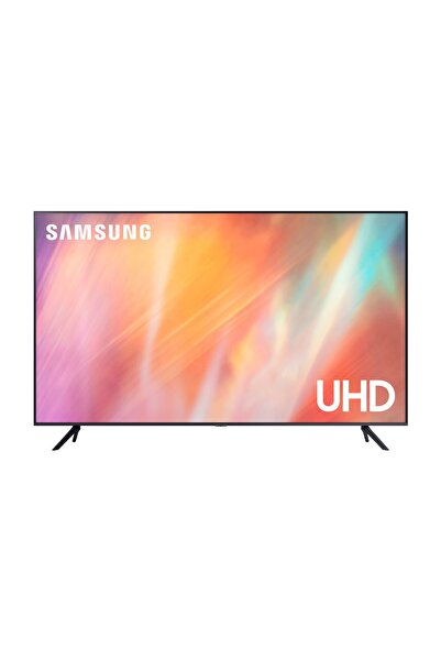 "Samsung 75AU7100 75"" 190 Ekran Uydu Alıcılı Crystal 4K Ultra HD Smart LED TV"