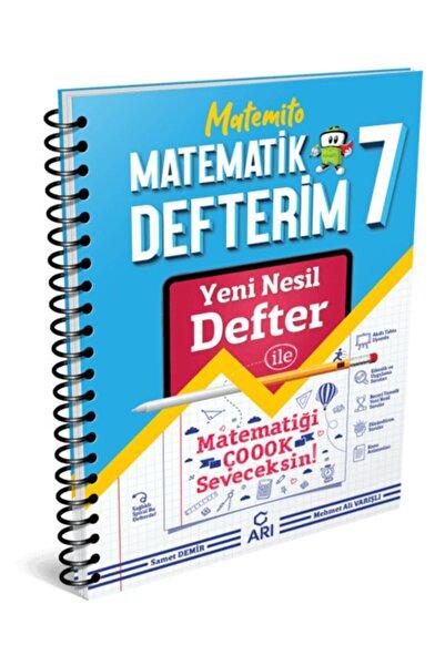 Arı Yayınları 7. Sınıf Akıllı Matematik Defteri
