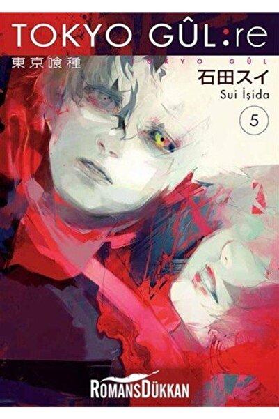 Gerekli Şeyler Tokyo Gul: Re 5. Cilt