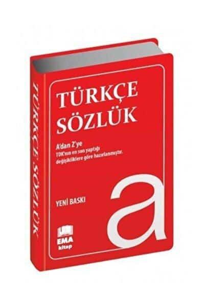 Ema Kitap Türkçe Sözlük Plastik Kapak)
