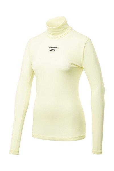 Reebok Kadın Yetişkin Sweatshirt CL IC TURTLE NECK FS8416