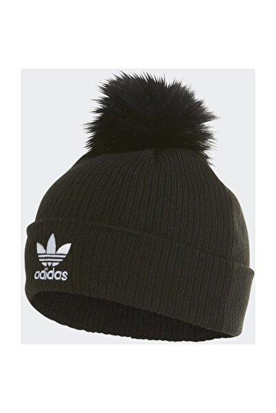 adidas Kadın Yetişkin Şapka W FUR POM BEANI ED4723