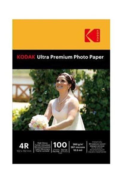 Kodak 260gr 10x15cm Ultra Premium Parlak Inkjet Fotoğraf Kağıdı