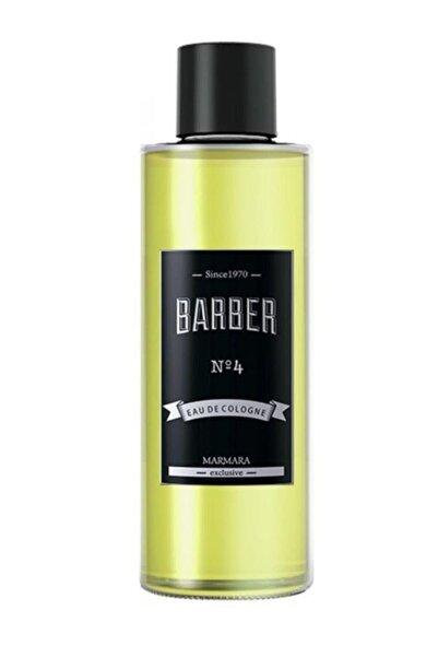 Barber Marmara No 4 Eau De Cologne 500 ml Cam Şişe