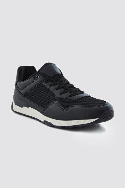 D'S Damat Siyah Ayakkabı