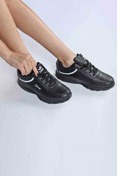 Jump 19923 Kadın Spor Ayakkabı - Siyah - 37
