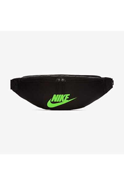 Nike Sportswear Heritage Hip Pack - Black/green Ck0981-014