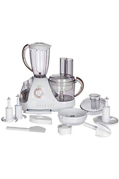 Arnica Prokit 444 Plus Kompakt Beyaz Mutfak Robotu