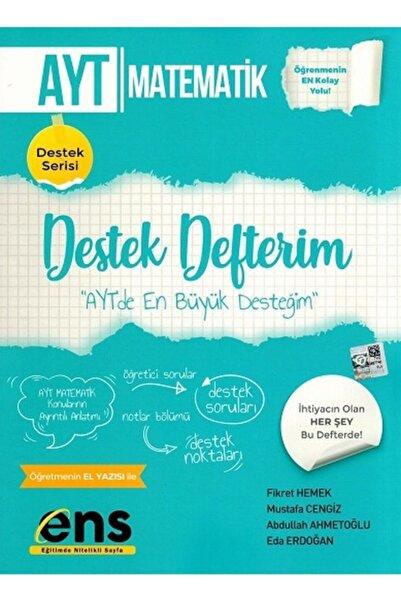 Ens Yayınları Ens Yayıncılık Ayt Matematik Destek Defterim