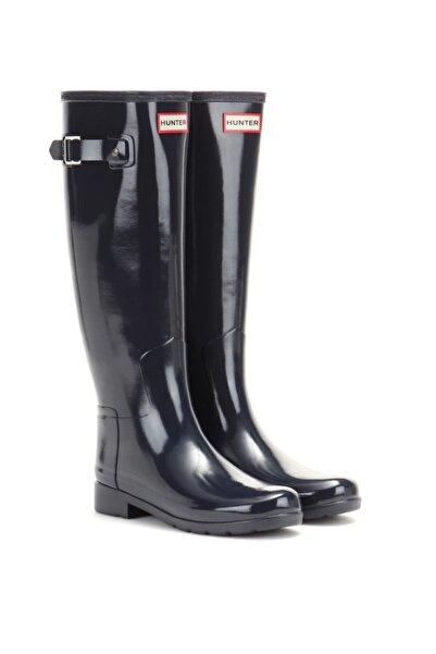Hunter Original Refined Wellington Boots - Çizme, Siyah