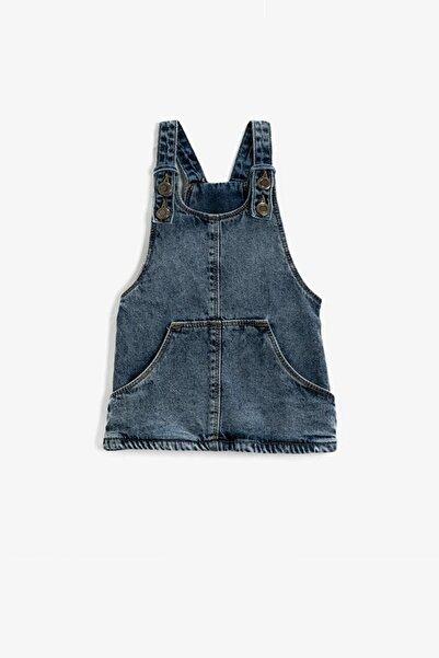 Koton Kız Bebek Elbise 1ymg89629odmıd