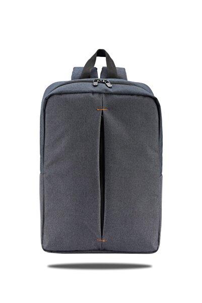 İDABAG Notebook Laptop Sırt Çantası 15,6 Inç (lacivert)