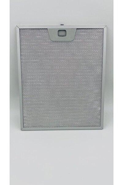 Franke Hüda Arçelik Bosch 25x30 Cm Ankastre Aspiratör Davlumbaz Alüminyum Yağ Filtresi Tırnaksız