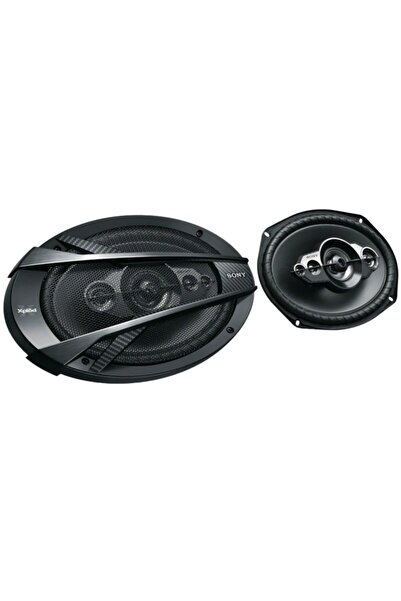 Sony Xs-xb6951 16x24cm 5 Yollu 650 Watt Oval Oto Hoparlör